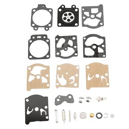 Aupoko For Walbro WA & WT Carburetor Repair Kit K20-WAT