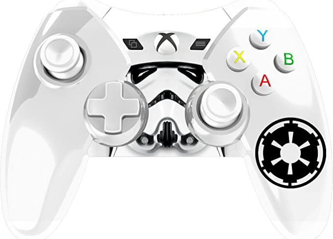 Import CEE - Mando Star Wars Stormtrooper Power A (Xbox One ...