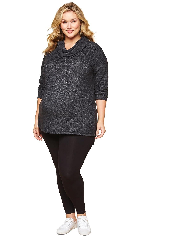 Plus size maternity clothing amazon motherhood plus size secret fit belly maternity leggings ombrellifo Gallery