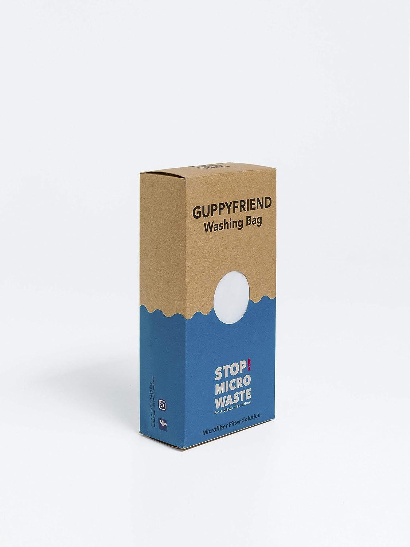 GuppyFriend STOP MICRO WASTE - Bolsa ECO para lavadora. La bolsa ...
