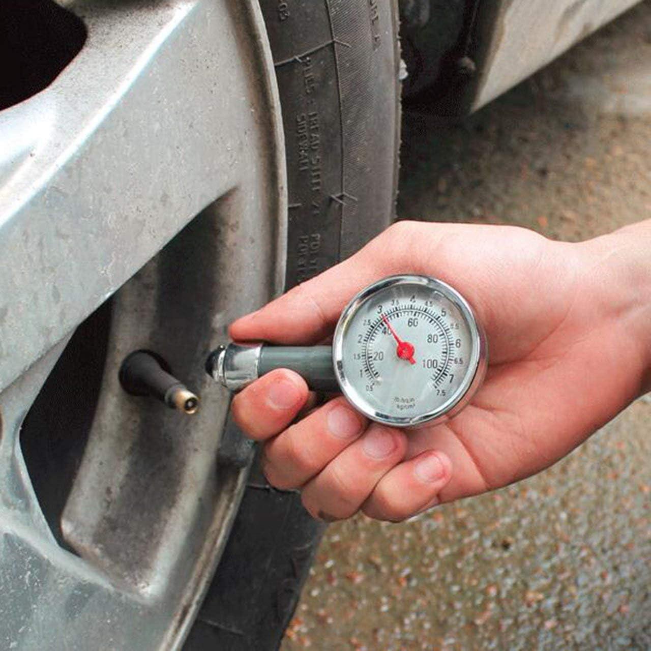 EmNarsissus High-precision Digital Tire Pressure Gauge Measurer Tool Display Tire Monitoring System Diagnostic Tool