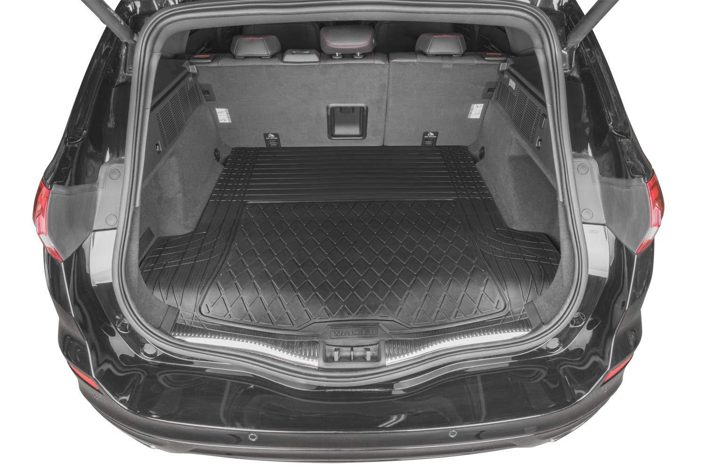 2010-2015 R25S0380 RMG25 rmg-distribuzione Tappeto Baule per SPORTAGE Versione Tappetino in Gomma per Bagagliaio Baule Auto ritagliabile Misura 130 x 120 cm