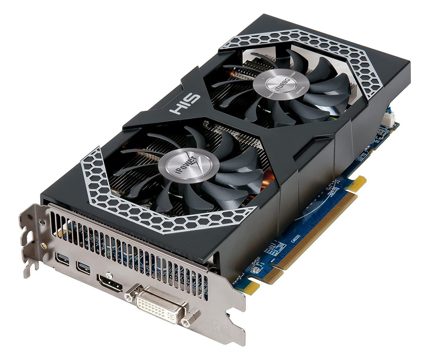Amazon.com: HIS R9 270 iPower IceQ X Reloj de Boost cuadrado ...