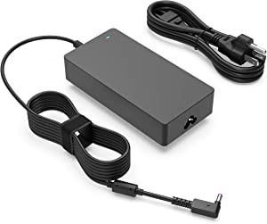 180W 135W AC Charger Fit for Acer Predator Helios 300 G3-571 G3-572 G3-573 N17C1 PH317-51 PH315-51 PH317-52 PH315-52 N18I2 UL Listed Laptop Power Adapter Supply Cord