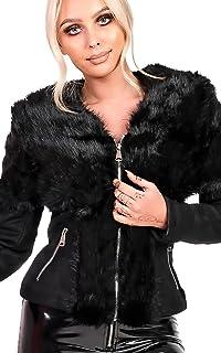 8eaccb8540 Ikrush Womens Serena Camo Denim Jacket  Amazon.co.uk  Clothing