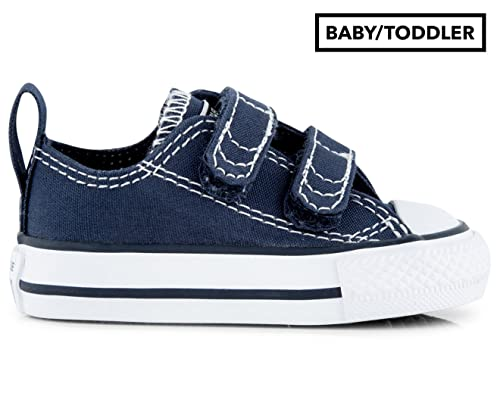 7cb42cf38c408d Image Unavailable. Converse Baby Toddler Chuck Taylor 2V OX Shoe Athletic  Navy White