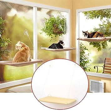 Tookie Hamaca para gatos, cama para colgar en la ventana, para gatos, muebles para mascotas: Amazon.es: Productos para mascotas