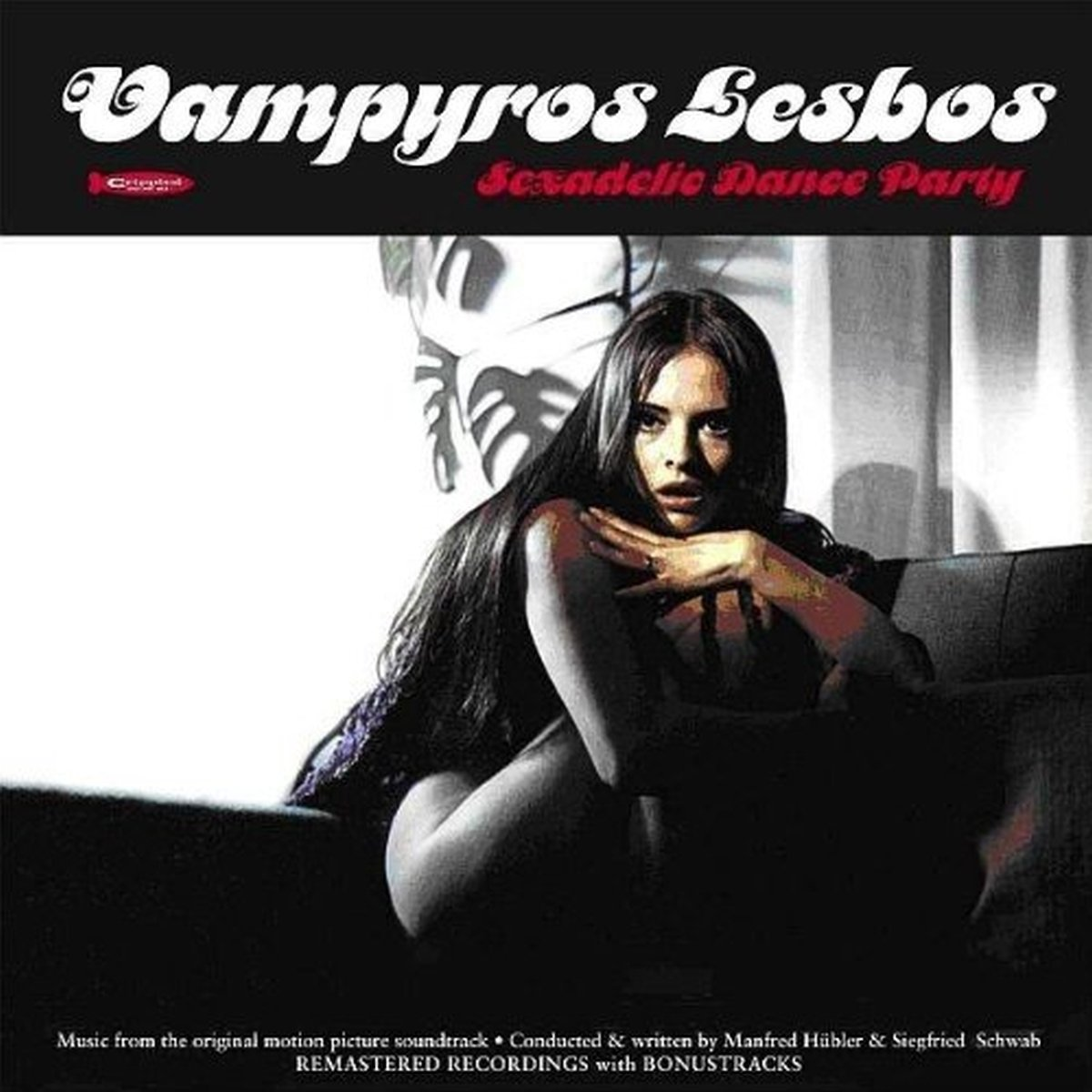 Various Artists Vampyros Lesbos Sexadelic Dance Party 2lp Vinyl Music
