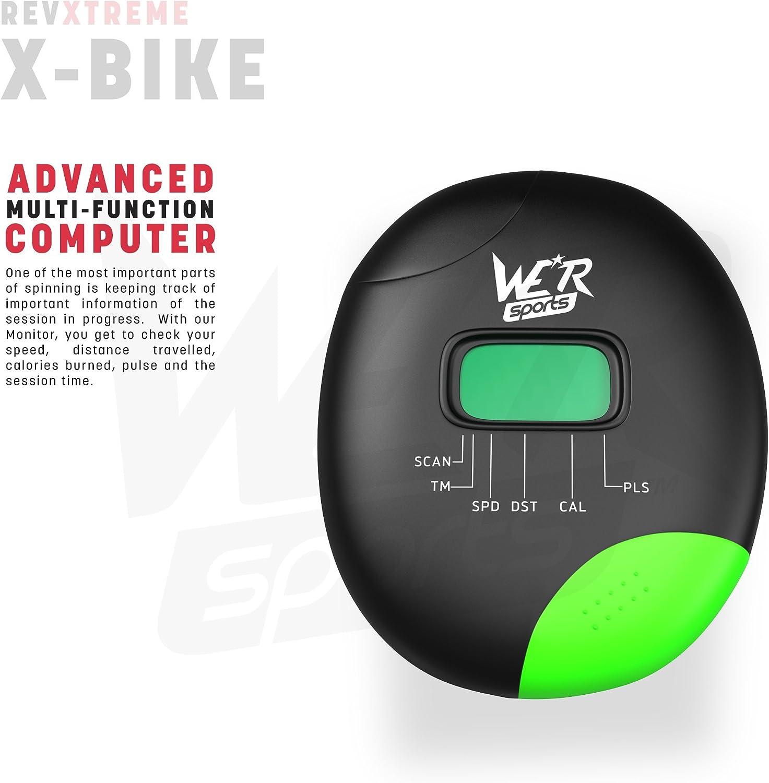 We R Sports Pieghevole Magnetico Esercizio Bici X-Bike Fitness Cardio Allenamento Peso Perdita Macchina
