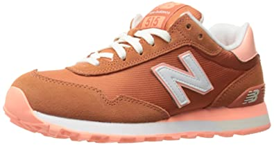 free shipping 40bc5 55898 New Balance Women s 515 Core Pack Lifestyle Fashion Sneaker, Pink  Clay Bleached Sunrise,