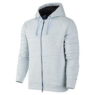 2a14ef5e2318cc Image Unavailable. Image not available for. Color  Nike Men s AJ XI Pinnacle  Fleece Hoodie ...