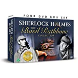 Sherlock Holmes - The Basil Rathbone Collection [DVD]
