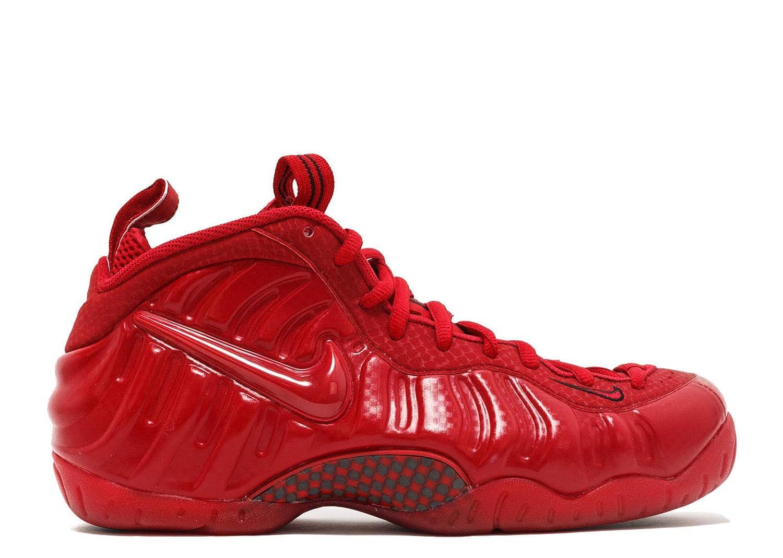 [ナイキ] Air Foamposite Pro メンズ Gym 赤 Yeezy 赤 624041-603 バスケットボール [並行輸入品]  30.0 cm