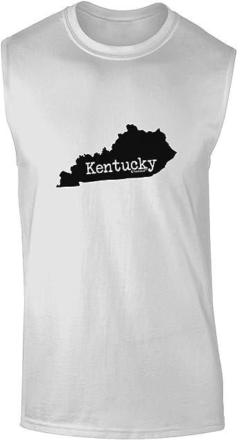 TooLoud New Hampshire United States Shape Dark Muscle Shirt