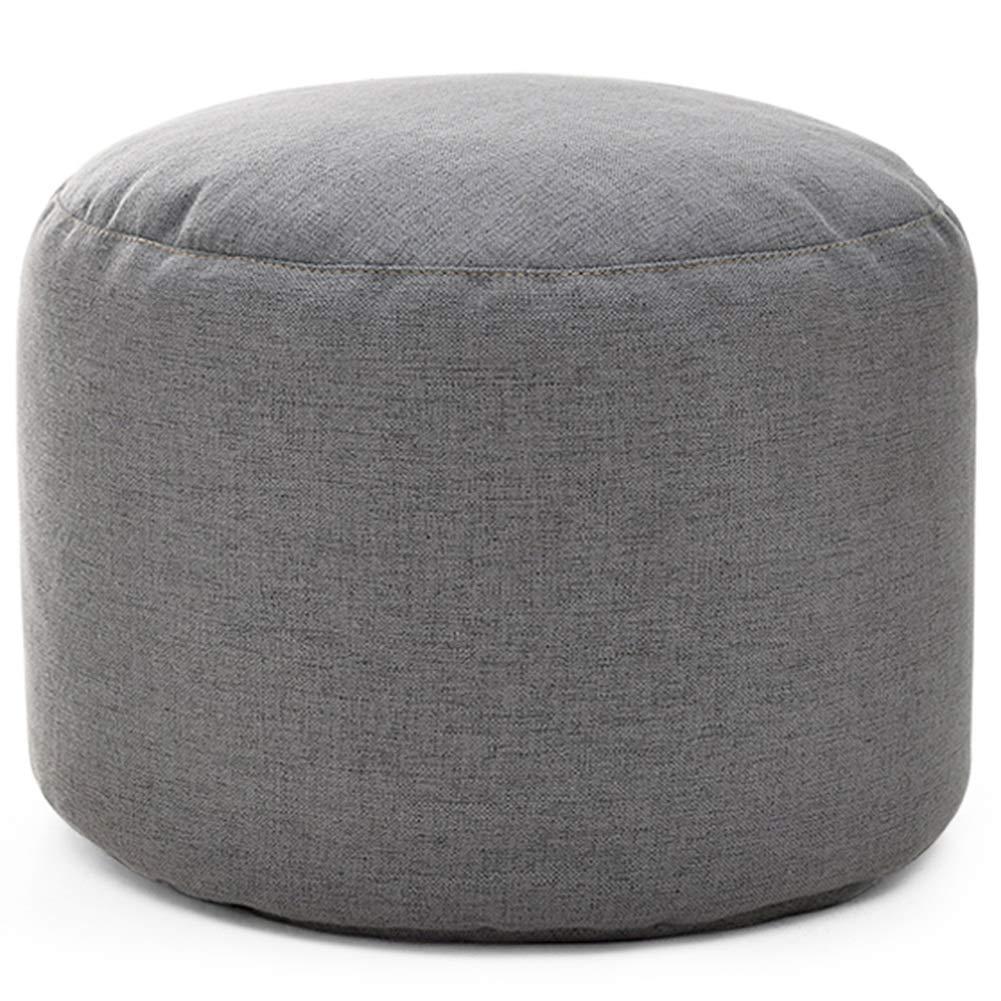 Amazon.com: Taburete redondo para el hogar sentado en el ...