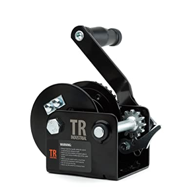 TR Industrial 600 lb. Trailer Winch: Home Improvement