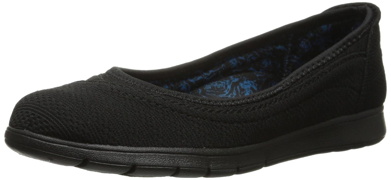 Skechers Bobs From Womens Pureflex Supastar Flat  10 B(M) US Black