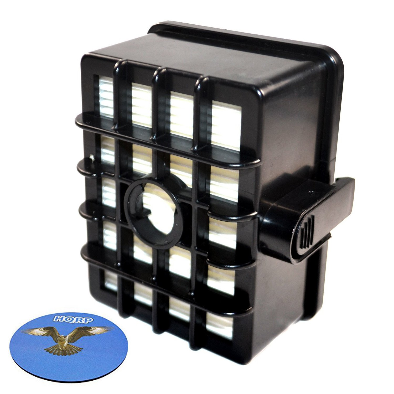 HQRP HEPA Filter for Shark Rotator NV450 NV451 / Rocket NV472, NV480, NV480 26, NV481, NV482, NV484 Professional Upright Vacuum Cleaner, XHF450 Replacement Coaster