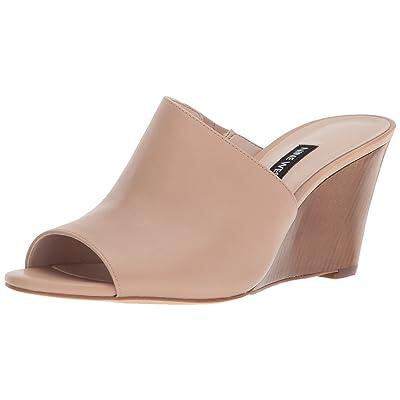 NINE WEST Women's Janissah Slide Sandal   Slides