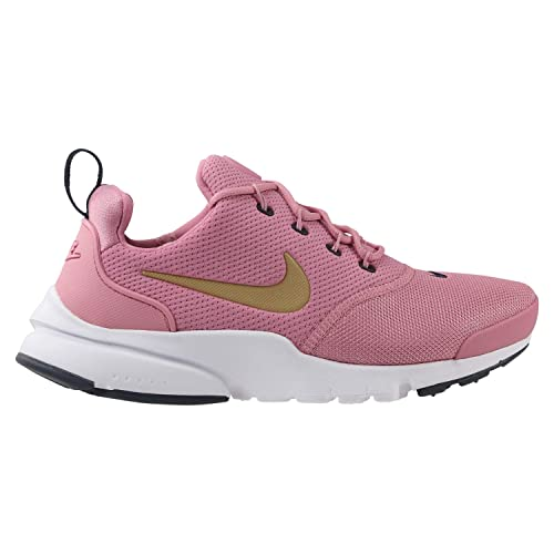 Nike Presto Fly (GS), Zapatillas para Mujer, (Elemental Pink/Metallic Gold/Gridiron 001), 40 EU: Amazon.es: Zapatos y complementos