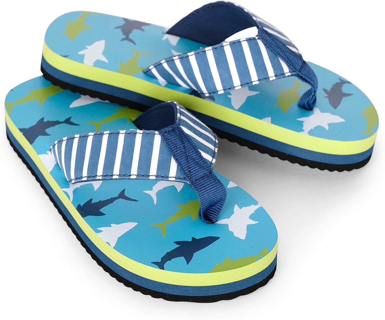 Hatley Boys' Flip Flops