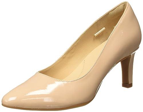 Calla Rose Cour Clarks Womens La Shoes Yf6yv7bg