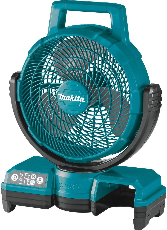 Makita DCF203Z DCF203Z-Ventilador inalámbrico (18 V)