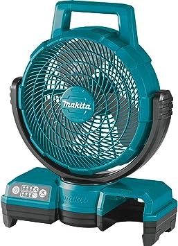 Makita DCF203Z DCF203Z-Ventilador inalámbrico (18 V): Amazon.es ...