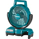 "Makita DCF203Z 18V LXT Lithium-Ion Cordless 9-1/4"" Fan, Tool Only"