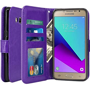 Samsung Galaxy J2 Prime / Grand Prime Plus Funda, LK Carcasa ...