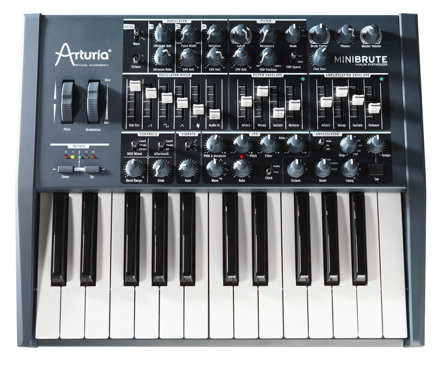 Arturia MiniBrute Analog Synthesizer by Arturia