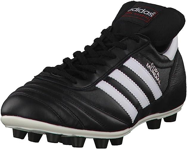 Predecir ponerse nervioso Continuación  adidas Copa Mundial, Unisex Adult's Football Boots 015123, Black Black  Running White Ftw, 15 UK (51 1/3 EU): Amazon.co.uk: Shoes & Bags