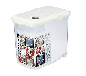 JapanBargain Plastic Kome Bitsu Rice Storage Container, 22 lbs.