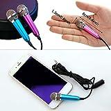 4 Pieces Mini Microphone Portable Vocal