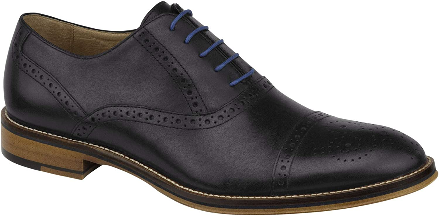 Johnston & Murphy Men's Conard Cap Toe Shoe