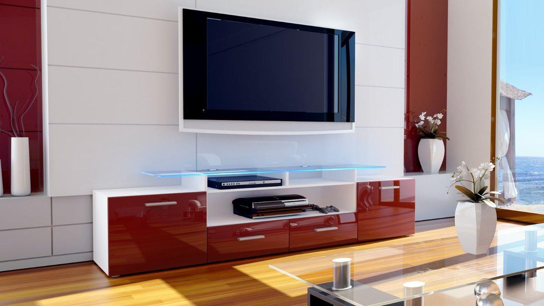 Porta Tv Angolare Moderno. Great Porta Tv Orientabile Girevole Full ...