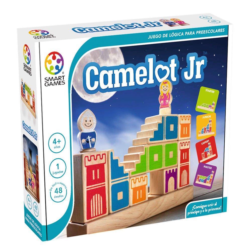 Smart Games l/údilo sg031es/ Jeu de Construction /Camelot JR