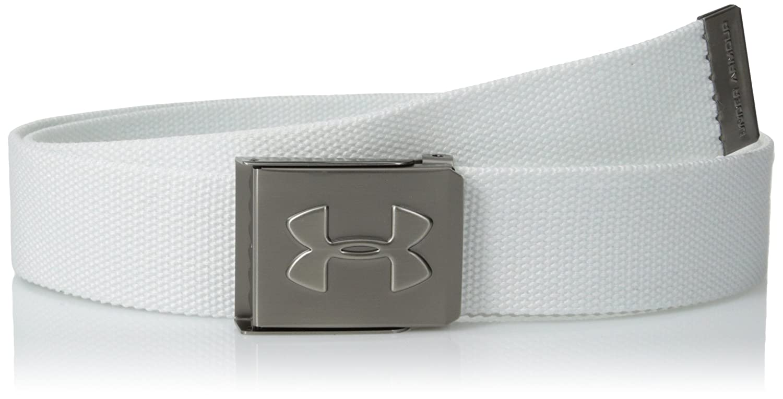 infinity belt. amazon.com: under armour men\u0027s webbed belt, bayou blue/graphite, one size: sports \u0026 outdoors infinity belt