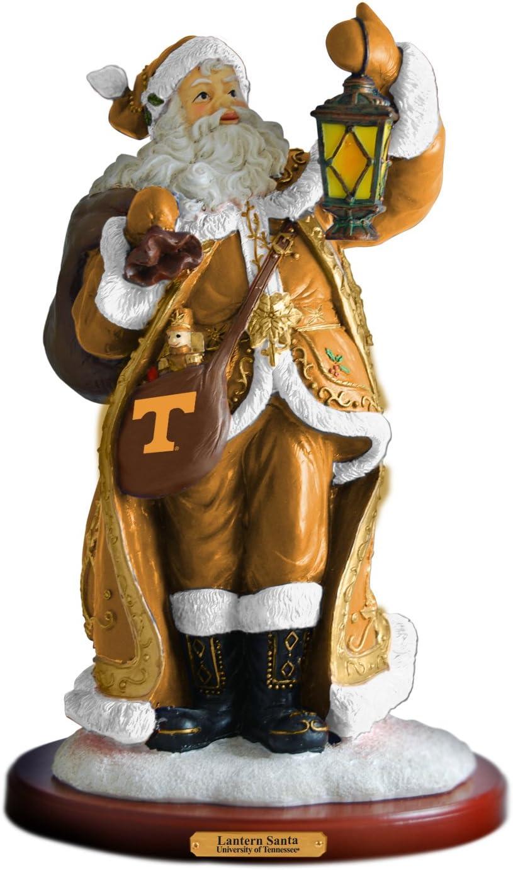 NCAA Tennessee Volunteers Lantern Santa