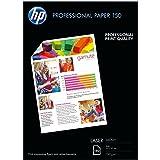 HP Professional CG965A - Papel láser brillante (150 hojas, A4)