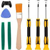 T6 T8 T10 Screwdriver Tool Set for Xbox One Xbox 360 Controller and PS3 PS4 Console Repair Security Screw Driver with 2…