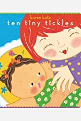 Ten Tiny Tickles (Classic Board Books) Board book