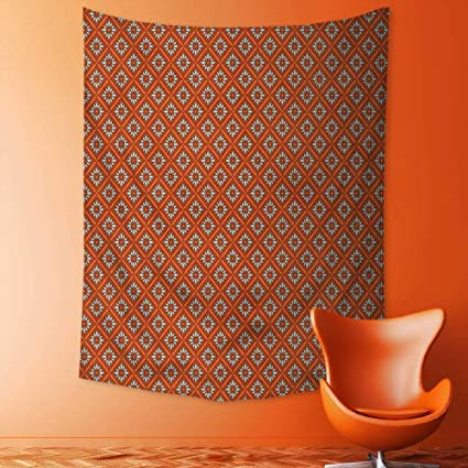 Amazon.com: Analisahome Wall Hanging Tapestries Checked ...