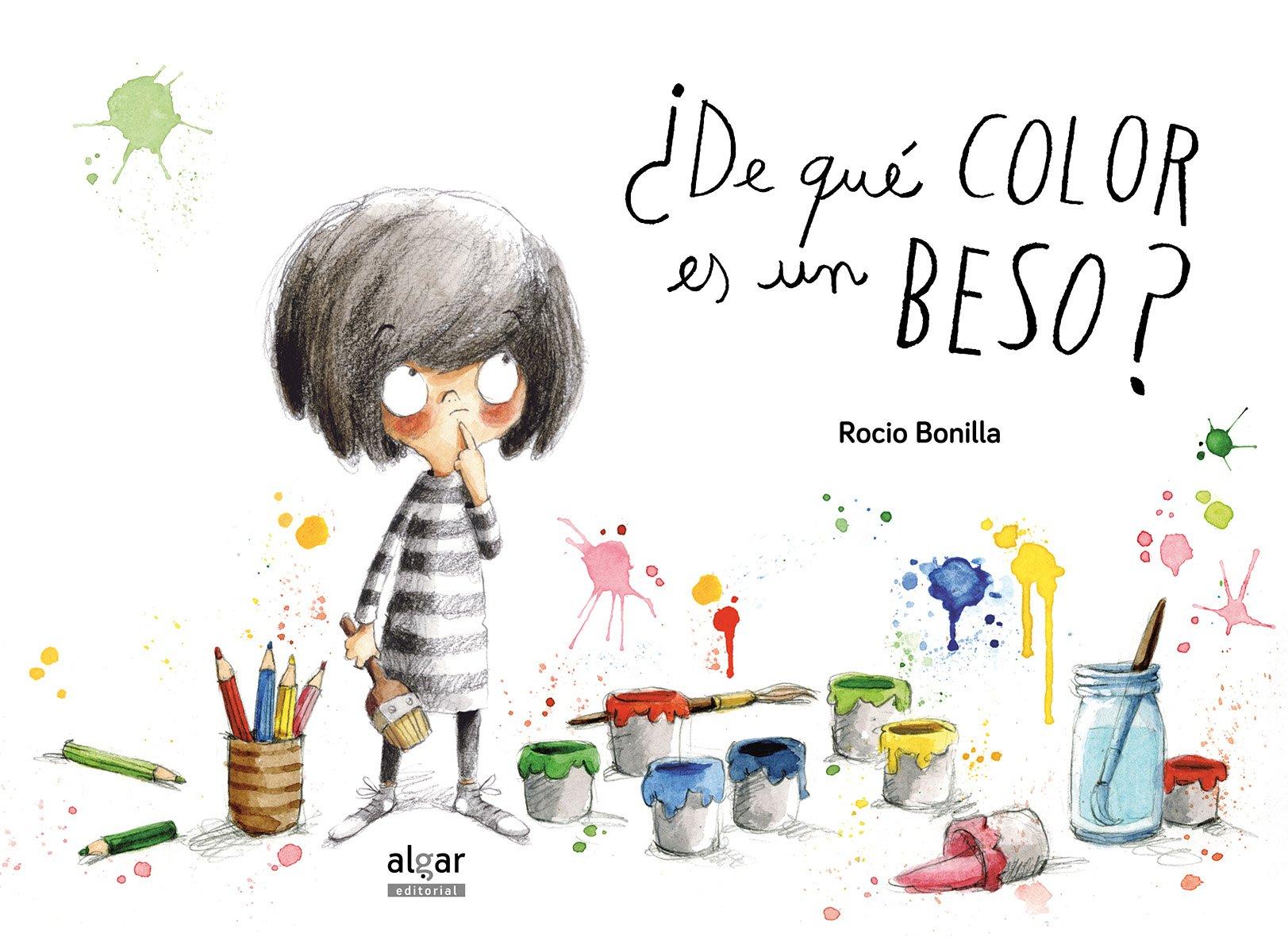 de Que Color Es Un Beso? (Spanish Edition) pdf epub