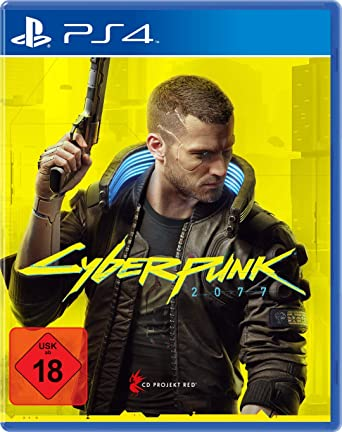 Cyberpunk 2077 Day 1 Edition Kostenloses Upgrade Auf Ps5 Playstation 4 Games