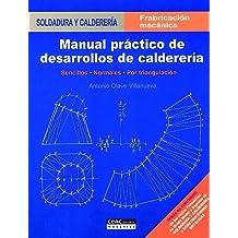 Manual practico de desarrollo en caldereria