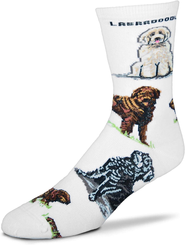 FBF womens Fbf Originals Novelty Dog Sock