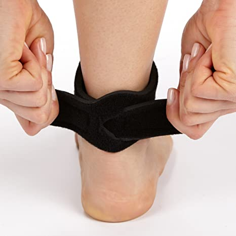 e3c704997b CEP Unisex Ortho Achilles Strap Low-Profile w/ Customizable Compression &  Adjustable Comfort for