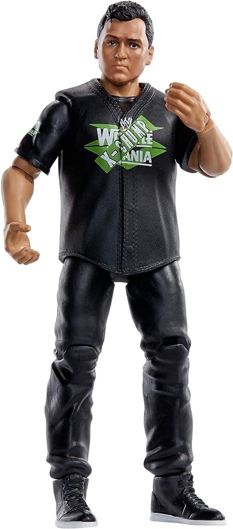 WWE Mattel Shane McMahon Wrestlemania 36 Series Basic Figure