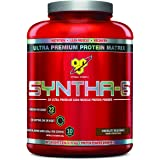 BSN Syntha 6 Protein Powder - 5 lbs, 2.27 kg (Chocolate Milkshake)